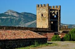 Tempel der Republik von Genua Stockfoto