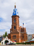 Tempel der Yeletsky-Ikone der Mutter des Gottes Yelets Stockfotos
