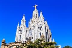 Tempel des heiligen Herzens von Jesus Stockfotografie
