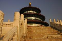 Tempel des Himmels, Peking Stockbild