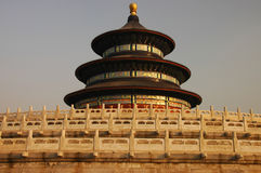 Tempel des Himmels, Peking Stockbilder
