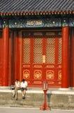 Tempel des Himmels, Peking Lizenzfreie Stockfotos