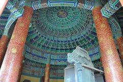 Tempel des Himmels, Peking, China Lizenzfreie Stockfotografie