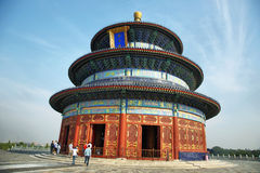 Tempel des Himmels, Peking, China Stockbilder