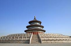 Tempel des Himmels, Peking China Lizenzfreie Stockbilder