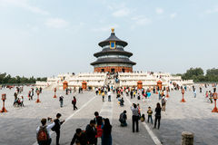 Tempel des Himmels in Peking, China Stockfoto