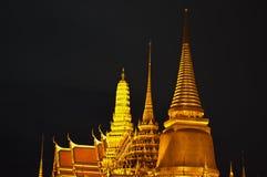 Tempel des Smaragdbuddhas Lizenzfreie Stockfotos