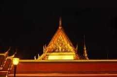 Tempel des Smaragdbuddhas Stockbilder