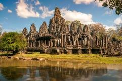 Tempel des Wassers Stockfotos