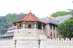 Tempel des Zahn-Relikts Stockfoto