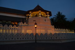 Tempel des Zahnes lizenzfreies stockfoto