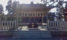 Tempel divino fotografia stock libera da diritti
