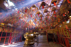 Tempel-Duft Lizenzfreies Stockfoto