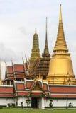 Tempel Emerald Buddha Bangkoks, Thailand Lizenzfreies Stockbild