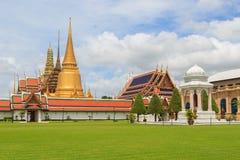 Tempel Emerald Buddha Or Wat Phras Kaew in Bangkok Lizenzfreie Stockbilder