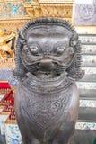 Tempel Emerald Buddhas (Wat Phra Kaew), Thailand Stockbilder