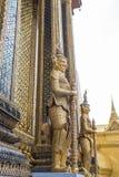 Tempel Emerald Buddhas (Wat Phra Kaew), Thailand Lizenzfreie Stockbilder