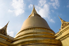Tempel Emerald Buddhas (Wat Phra Kaew), Thailand Lizenzfreies Stockfoto