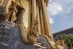 Tempel Emerald Buddhas (Wat Phra Kaew), Thailand Stockfoto
