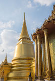 Tempel Emerald Buddhas (Wat Phra Kaew), Thailand Lizenzfreies Stockbild
