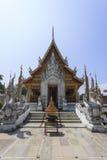Tempel en religion av Thailand Arkivfoto