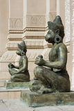 tempel för 8 förmyndare Fotografering för Bildbyråer