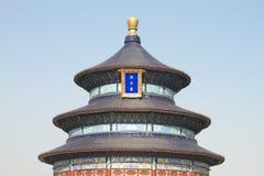 tempel för beijing himmeltak Royaltyfri Fotografi