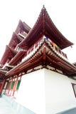 Tempel för Buddha tandrelik Royaltyfri Bild