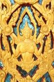 tempel för detaljdörr s Royaltyfri Fotografi