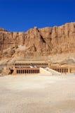 tempel för hatshepsut s Royaltyfria Bilder