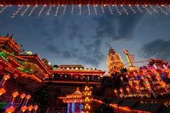 tempel för kekloksi Royaltyfria Foton
