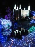 tempel för kensingtonmaryland mormon Fotografering för Bildbyråer