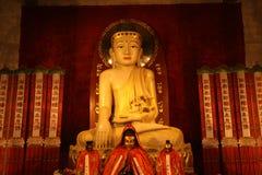tempel för kines 2 Royaltyfri Bild