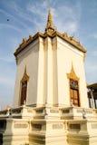 Tempel för kunglig slott i Phnom Penh Royaltyfria Bilder