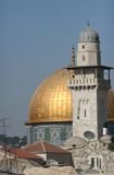tempel för kupolmonteringsrock fotografering för bildbyråer