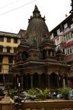 Tempel för Nepal ` s Katmandu Royaltyfria Bilder