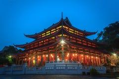 Tempel för Sam bajskong Royaltyfria Bilder