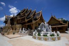 Tempel för San PA yang arkivfoto