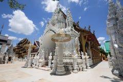 Tempel för San PA yang fotografering för bildbyråer