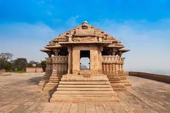 Tempel för Sas Bahu royaltyfri foto
