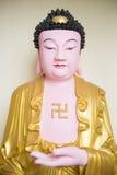 Tempel för si för lok för Buddhastatykek i Penang royaltyfria foton
