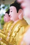 Tempel för si för lok för Buddhastatykek i Penang arkivfoto