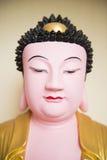 Tempel för si för lok för Buddhastatykek i Penang arkivbilder