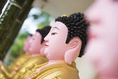 Tempel för si för lok för Buddhastatykek i Penang fotografering för bildbyråer