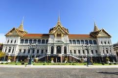 tempel för slott för buddha smaragd storslaget Arkivbild