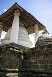 tempel för sri för gadaladeniyakandy lanka Royaltyfri Bild
