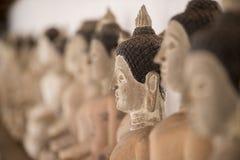 TEMPEL FÖR THAILAND PHAYAO WAT SI KHOM KHAN Royaltyfri Foto