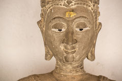 TEMPEL FÖR THAILAND PHAYAO WAT SI KHOM KHAN Royaltyfria Bilder