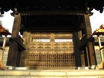 Tempel-Gatter Stockfotografie
