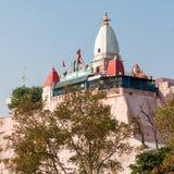 Tempel in Haridwar royalty-vrije stock foto's